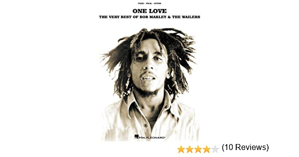 One Love: The Very Best Of Bob Marley And The Wailers PVG: The ...