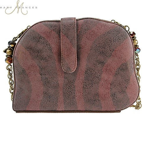 Multi Dance Handbag Frances Mary Color Elephant Beaded Evening qEtvv0