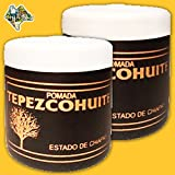2 Jar Tepezcohuite Ointment Natural Skin Healing 2 Frascos Unguento De Tepezcohuite De Chiapas Mex.