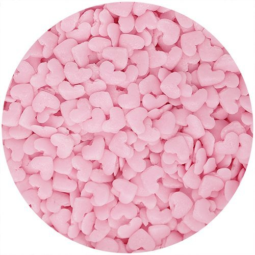 Natural Pink Gluten GMO Nuts Dairy Soy Free Confetti Valentine ()