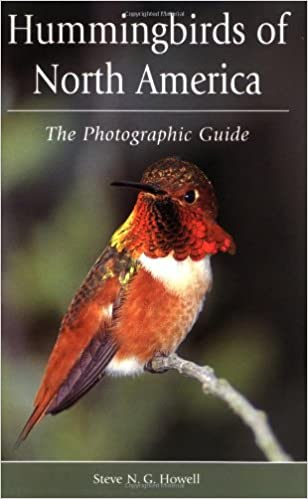 Book Hummingbirds of North America: The Photographic Guide
