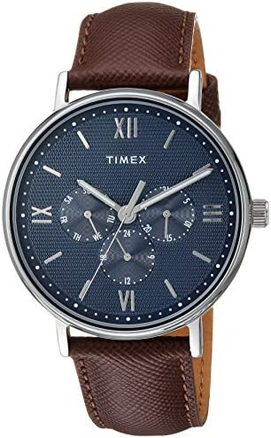Timex TW2T35100 Southview Multifunction Leather product image