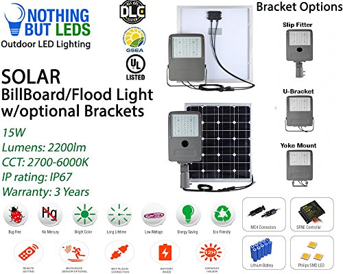 Billboard Lighting Solar in Florida - 1