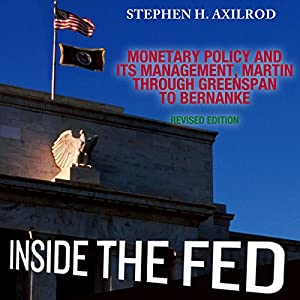 Inside the Fed Audiobook