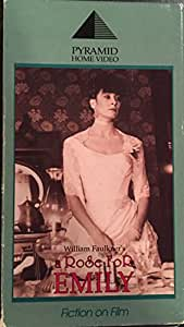 A Rose for Emily [VHS]