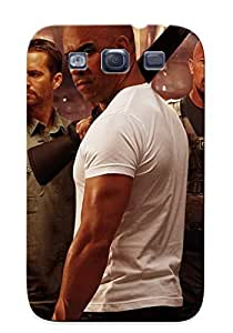 Fashionable Style Case Cover Skin Series For Galaxy S3- Fast Furious 6
