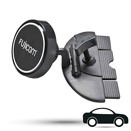 Car Mount for Cell Phone,CD Slot Mobile Holder Magnetic Crad