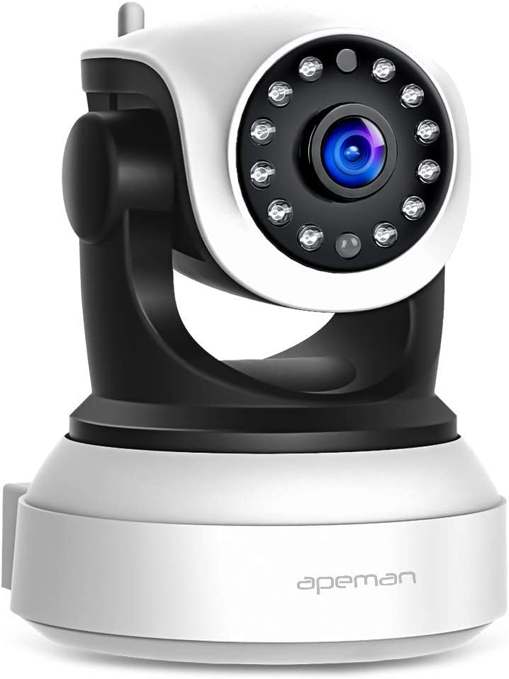 Apeman 720p Ip Kamera Wlan Kamera Schwenkbare Elektronik
