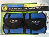 5 LB. Pair Ankle/Wrist Weights