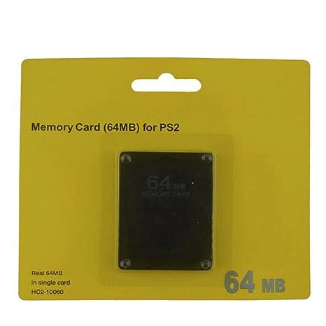 TOOGOO Nueva tarjeta de memoria de 64MB para el juego de ...