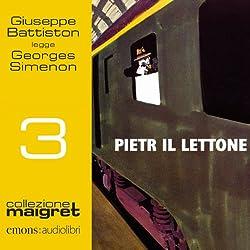 Pietr il lettone (Maigret 3)