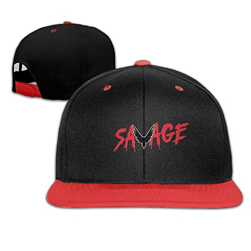 Logo Hat Baseball Adjustable (qingjin Hip-Hop Unisex Savage Parrot Logo Logan Paul Adjustable Baseball Cap)
