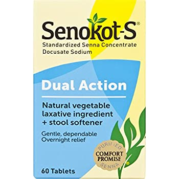 Amazon Com Perdiem Sennosides Stimulant Laxative Pills