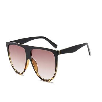 XCTY Gafas De Sol Gafas De Sol Finas Y Planas para Mujer ...