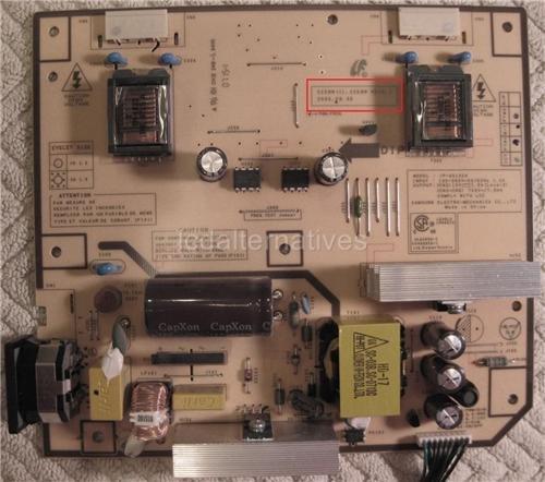 samsung 226bw repair kit - 5
