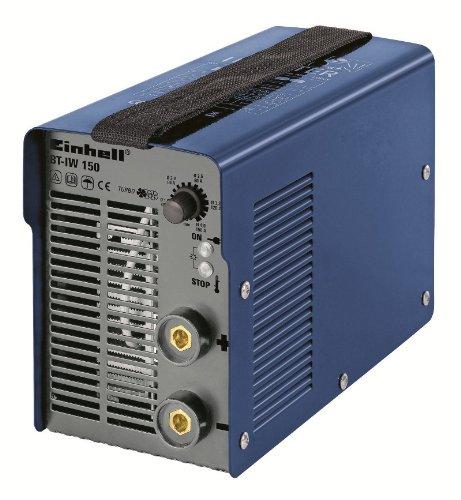 Einhell Inverter - aparato de soldadura BT-IW 150: Amazon.es: Bricolaje y herramientas