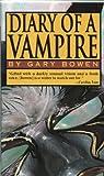 Diary of a Vampire, Gary Bowen, 1563333317