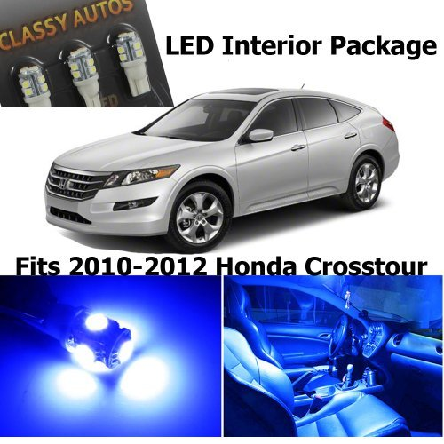 Works With 2010-2017 Honda Crosstour 6PC W//Triangle Piece Pillar Post Made In USA