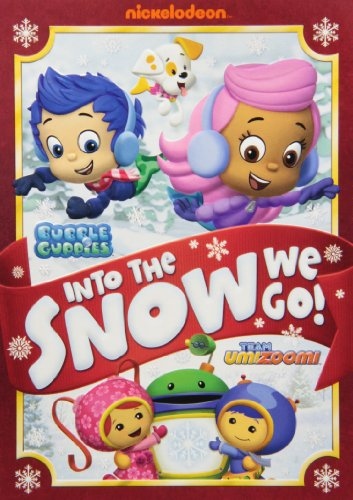 Bubble Guppies / Team Umizoomi: Into the Snow We Go! -