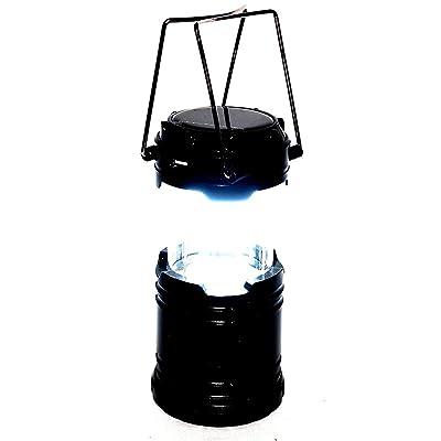 lygoo Camping Lanterne Night Lights Lampe Portable étanche solaire rechargeable intégrée USB Power Bank ipx3Lampe de travail rechargeable idéal pour tente/maison/activités de plein air