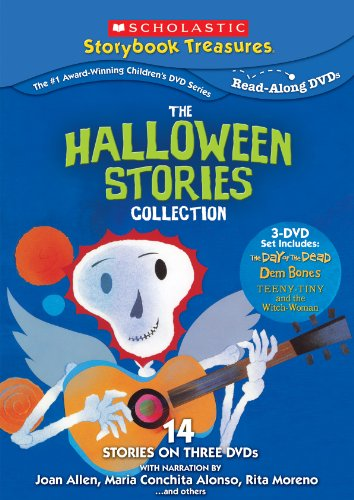 DVD : The Halloween Stories Collection: Volume 2 (3 Disc)