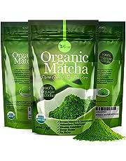 uVernal Organic Matcha Green Tea Powder- 100% Pure Matcha for Smoothies and Baking - 4oz by uVernal