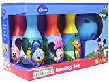 Disney Mickey Mouse Bowling Set and Stickers
