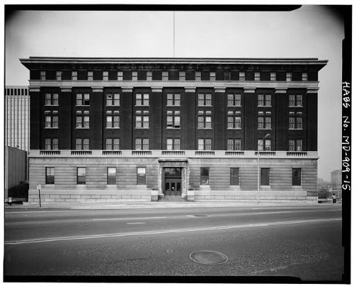 Photo: Police Department Headquarters,100 Fallsway,Baltimore,Independent City,MD 14