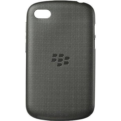 BlackBerry Soft Shell for BlackBerry Q10 - Black (Blackberry Q 10 Phone Cases)