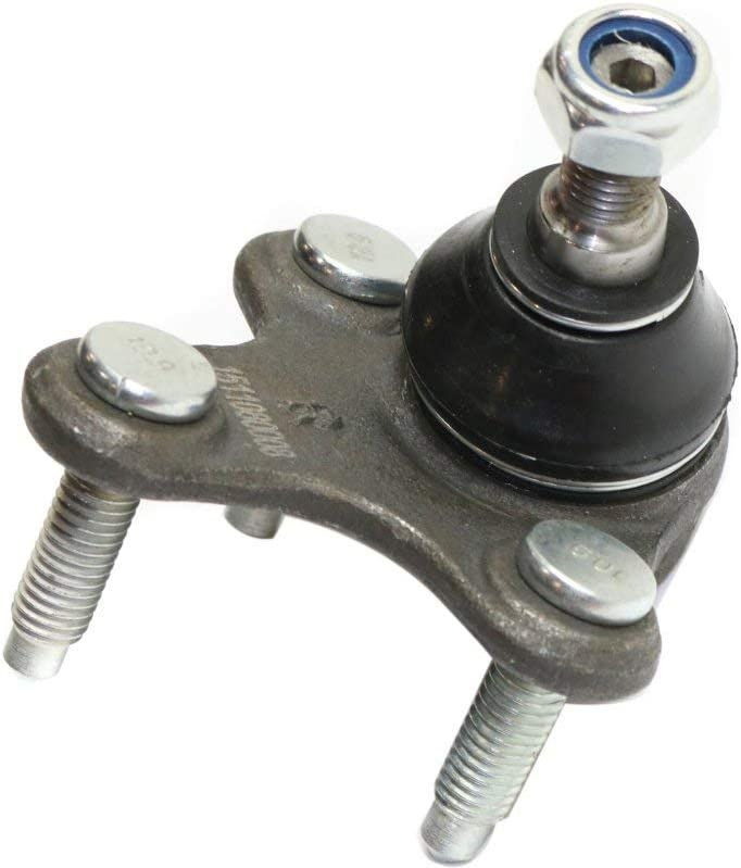 Ball Joint compatible with Volkswagen Jetta 05-15 GTI 06-14 A3 A3 Quattro 06-13 Front RH Lower Passenger Side