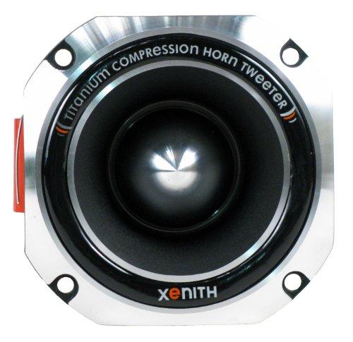 Titanium Tweeter - Cadence Acoustics XT20 150 Watt Peak 2-Inch 8 Ohm Titanium Horn Tweeter