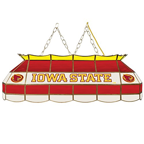 NCAA Iowa State University Tiffany Gameroom Lamp, 40