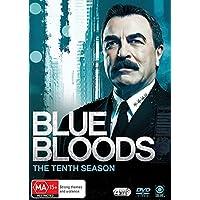 Blue Bloods: The Tenth Season (DVD)
