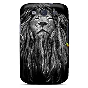 samsung galaxy s3 New phone skins Protective Heavy-duty rasta lion