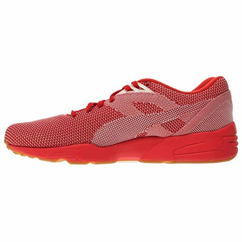 Puma R698 Tricot Maille V2 Rouge