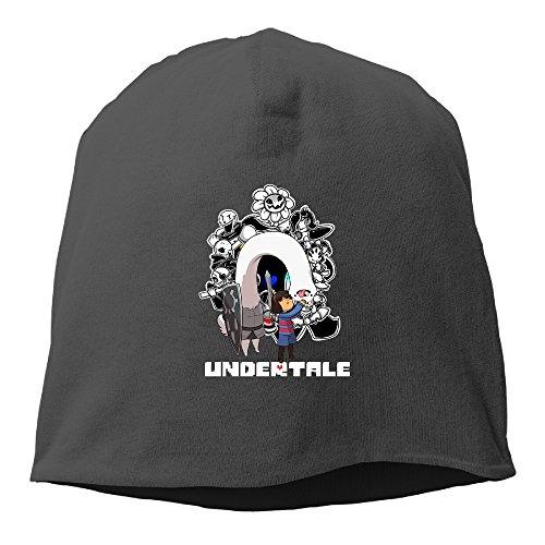 Undertale Plain Fashion Cap Hedging Bowler Hat High Quality  For Men Fleece BeanieFleece Hat Toboggan Hat