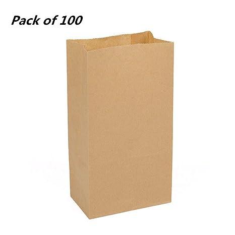 Bolsas de papel kraft duraderas, bolsas de comestibles ...