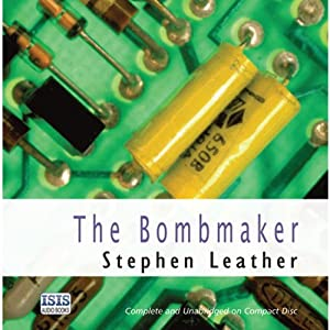 The Bombmaker Hörbuch