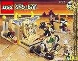 LEGO Adventurers 3722 Treasure Tomb