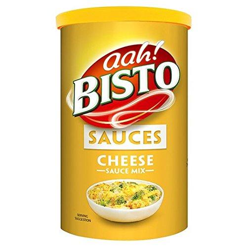 Los gránulos Bisto salsa de queso 300g
