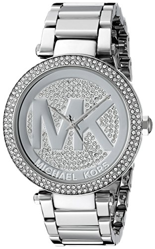 Michael Kors Women's Parker Silver-Tone  Watch MK5925 ()