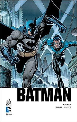 Télécharger en ligne BATMAN SILENCE PARTIE 2 pdf, epub ebook