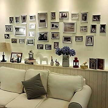 Fesselnd Cu0026L Moderne Minimalistische 31 Rahmen Ultra Large Wohnzimmer Foto  Wall Foto Rahmen