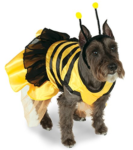 Bumblebee Dog Costume (Rubie's Pet Costume, X-Large, Bumblebee)