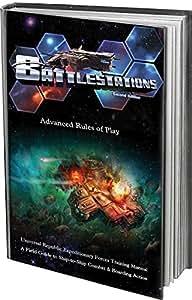 Battlesations, second Edition, Advanced Rule Book