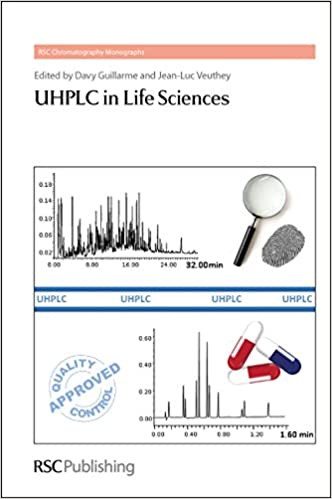 UHPLC in Life Sciences: RSC (RSC Chromatography Monographs)