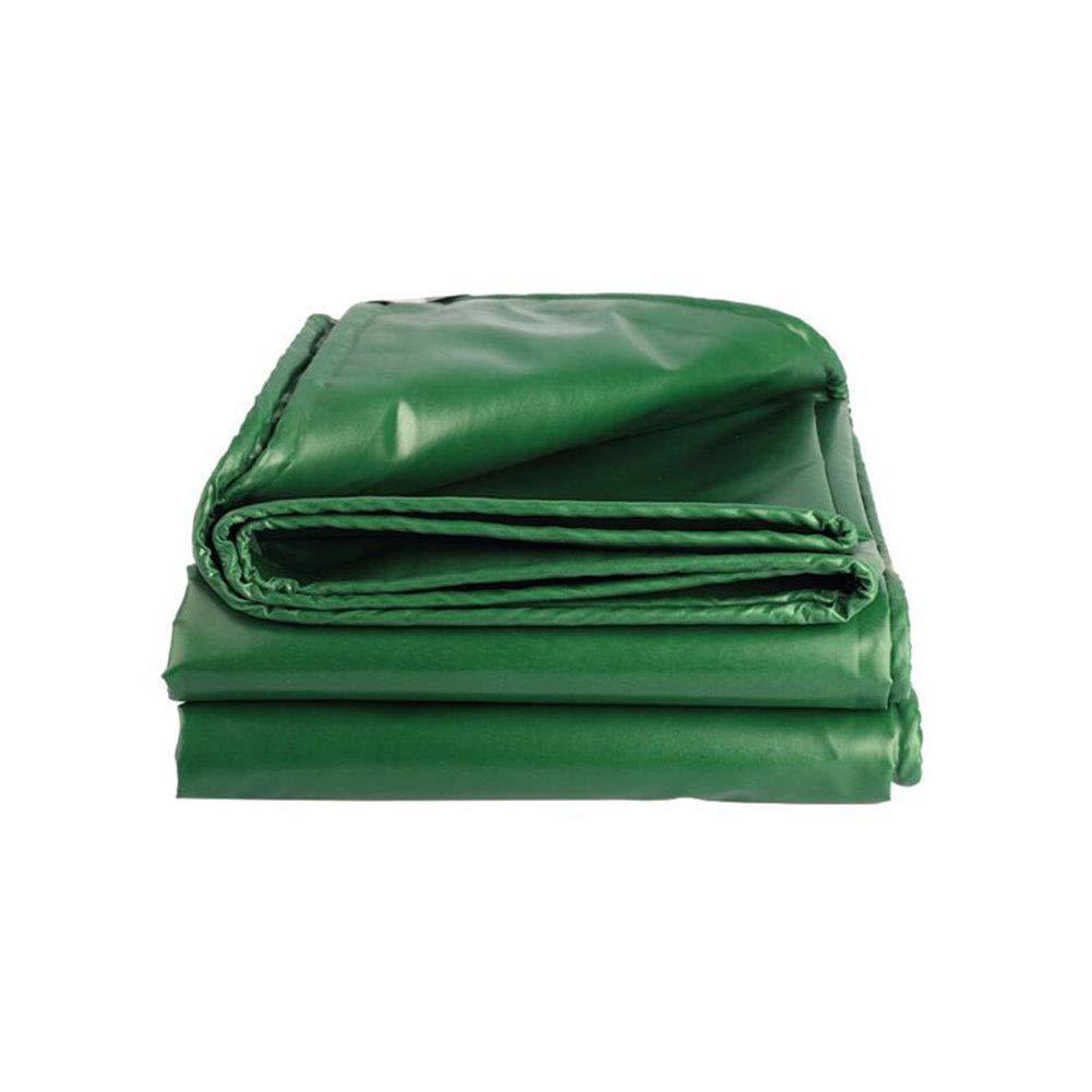 moda Dall telone Telone Tarp Tarp Tarp da Esterno Ombra Heavy Duty Tarpaulin Impermeabile Multifunzione 540g   M² Spessore 0.4mm  acquista online