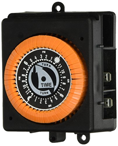 INTERMATIC INC PB913N PANEL MT TIMER 24HR 110V