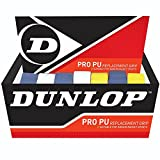 Dunlop Hydromax Racquet Sports Pro Pu Racket Handle Replacement Grips Box Of 24