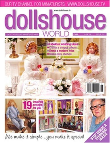Used, Dolls House World for sale  Delivered anywhere in USA